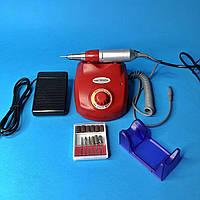 Фрезер для снятия гель лака с ногтей ZS-603 (аппарат для маникюра) (педикюр)
