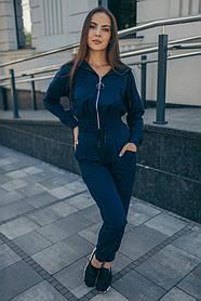 Спортивный костюм ODIS 655 36 р. Синий