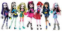 Куклы типа Monster High