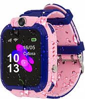 Годинник Smart Watch AmiGo GO002 Swimming Camera WiFi Pink UA UCRF Гарантія 12 місяців