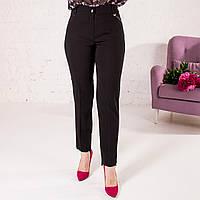 Укороченные черные брюки, фото 1