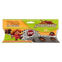 Средство от тараканов Домовик шприц-гель Агромакси 35 г / 80 шт (фипронил 0,05%)