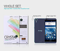 Защитная пленка Nillkin для HTC Desire 626G Dual Sim глянцевая