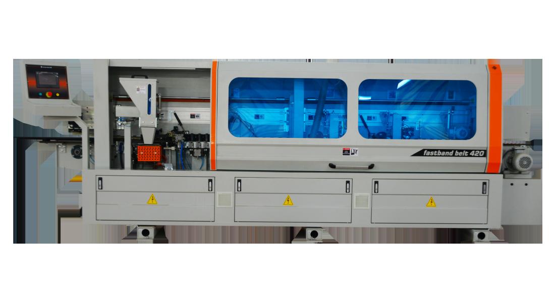 Кромкооблицовочный станок Ayza Mizrak Fastband 420-Belt System