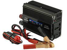 Преобразователь тока 12V/220V/300W SSK
