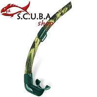Трубка для подводной охоты Omer Zoom Seagreen, фото 1