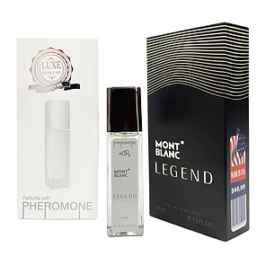 Pheromone Formula Montblanc Legend мужской 40 мл