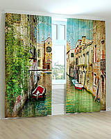 Фотошторы Венеция винтажный стиль