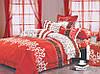 Двуспальный комплект постельного белья Viluta ткань Ранфорс 100% хлопок арт. 8630
