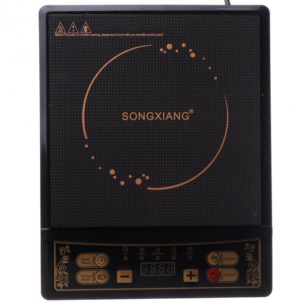 Плита индукционная настольная стеклокерамическая SONG XIANG 2200 Вт 08-SX