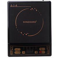 Плита индукционная настольная стеклокерамическая SONG XIANG 2200 Вт 08-SX, фото 1