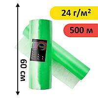Простыни одноразовые в рулоне 0.6х500 м, 24 г/м2 Зеленый