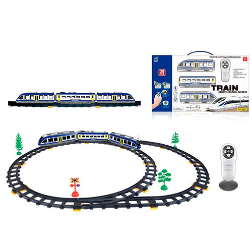 Железная дорога детская 2803Y-1 радиоуправляемая