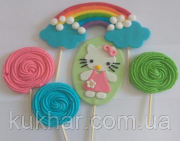 Прикраси на торт Кітті