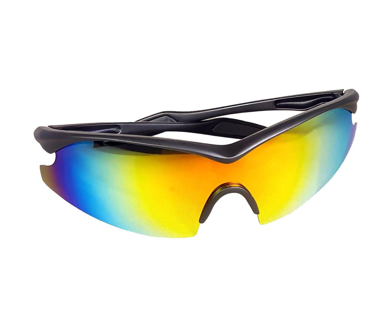Сонцезахисні окуляри поляризаційні Bell Howell Tac Glasses тактичні окуляри антиблікові