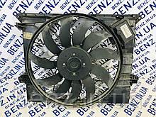Вентилятор радиатора 850W Mercedes W164, X164, W251 A1645000393