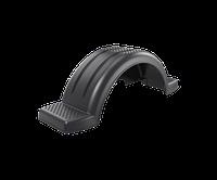 Пластиковое крыло для лодочных прицепов Domar B=240 мм (Италия)