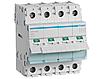 Модульний Вимикач навантаження однофазний Hager SBN490 4P 100А/400В 4м