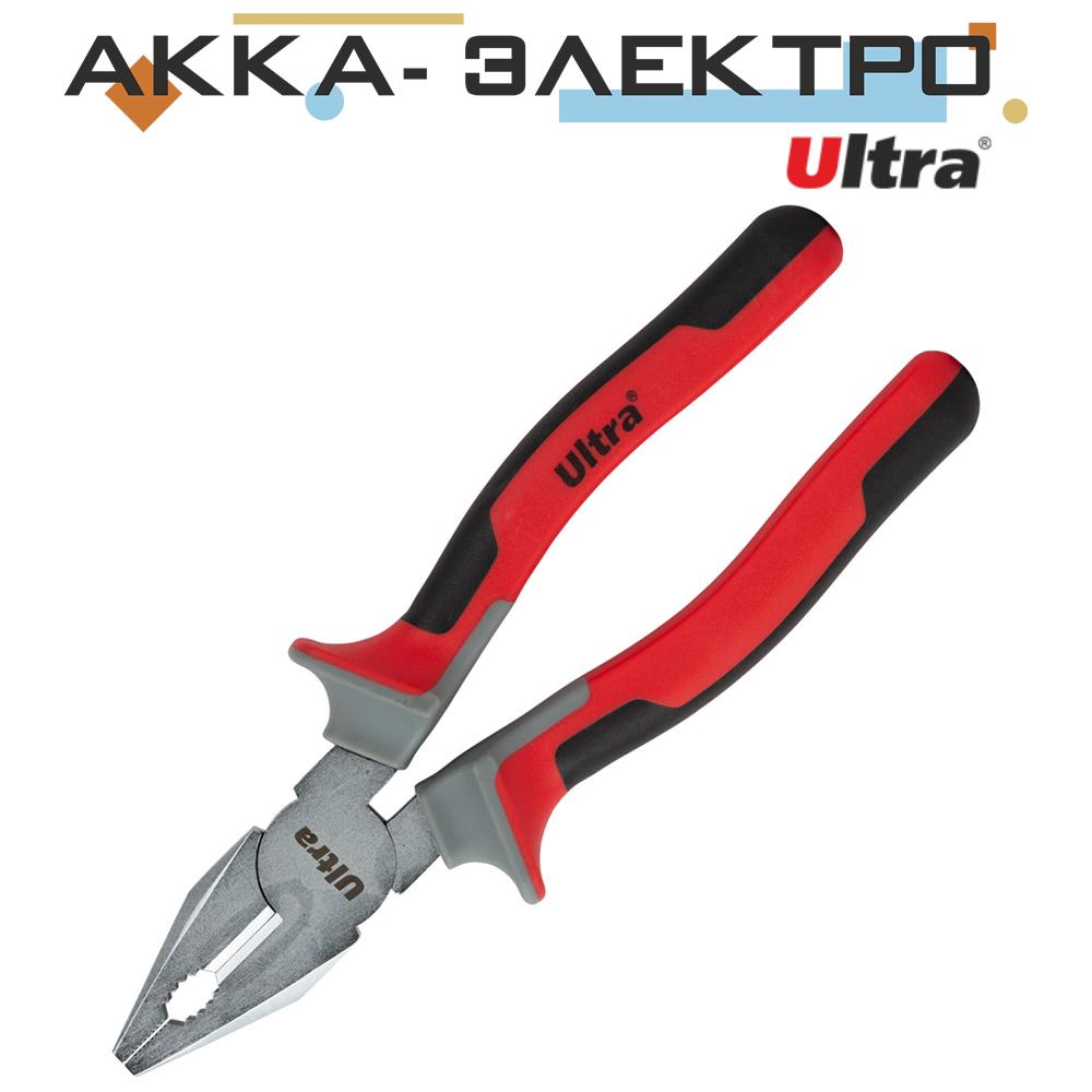 Плоскогубцы 180мм CrV Profi ULTRA (4343032)