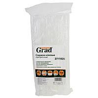 Стержни клеевые Ø11.2×300мм 34шт 1кг (прозрачные) GRAD ()