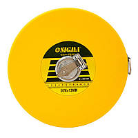 Рулетка стекловолокно 50м×13мм SIGMA ()