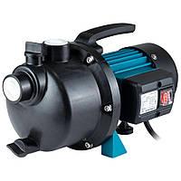 Насос відцентровий самовсмоктуючий 0.8 кВт Hmax 40м Qmax 60л/хв пластик LEO ()