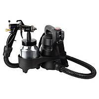 Фарборозпилювач електричний 450Вт 1.4/1.8 мм HVLP (маляр) SIGMA ()