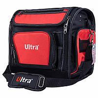 Сумка для інструменту каркасна 42 кишені 370×300×360мм 40л ULTRA ()