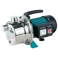 Насос відцентровий самовсмоктуючий 0.6 кВт Hmax 35м Qmax 50л/хв нерж LEO ()