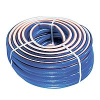 Шланг для поливу Топаз 3 шари армований 1/2 20м FLORA ()