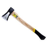 Сокира колун 1000г дерев'яна ручка (ясен) SIGMA ()