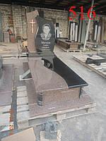 Памятник из жадковського гранита, фото 1