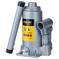 Домкрат гідравлічний пляшковий 5т H 185-355мм Standard SIGMA ()