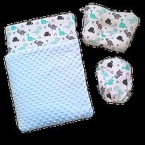 Пледы, одеяла, подушки
