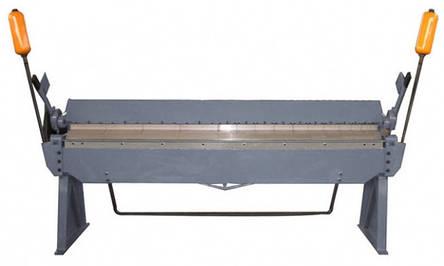 Листогибочный станок SEGMENTOWA 2,5 X 2040, фото 2