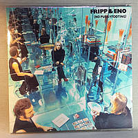 CD диск Fripp & Eno - (No Pussyfooting)
