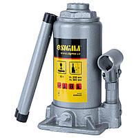 Домкрат гідравлічний пляшковий 10т H 200-385мм Standard SIGMA ()