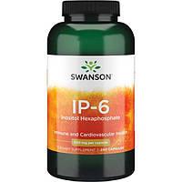 Інозитол IP-6, IP-6 Inositol Hexaphosphate, Swanson, 240 капсул, фото 1