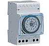 Таймер побутової добовий для управління побутовими приладами Hager EH111