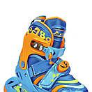 Набор роликовые коньки + комплект защиты JINGFENG 172, размер 31-38, фото 6