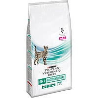 Сухой лечебный корм Purina Pro Plan Veterinary Diets Gastrointestinal для котов c расстройствами ЖКТ 1.5КГ