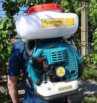 Бензиновый опрыскиватель Sadko GMD-4015B