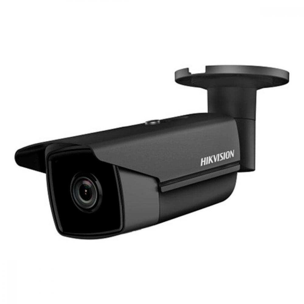 IP видеокамера 2 Мп Hikvision DS-2CD2T23G0-I8 (4 мм) black для системы видеонаблюдения