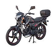 Мотоцикл Spark SP125C-2C (черный матовый)