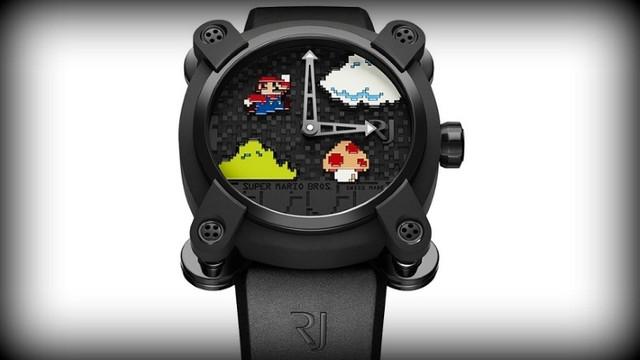 Часы RJ X Super Mario Bros.