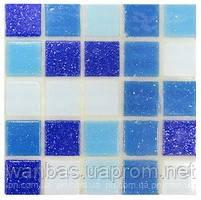 Мозаика GL mix 12 на (Бумажной основе)