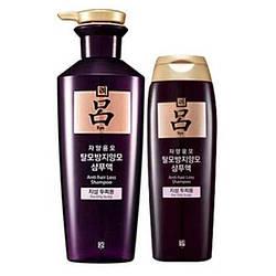 Лікувальний шампунь проти випадіння волосся Ryo 400