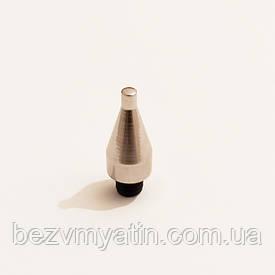 Наконечник Metal thin polished tip
