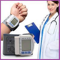 Автоматический тонометр, Тонометры для пожилых, Электронный тонометр на запястье, Аппарат мерить давление