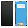 Дисплей (экран) для LG K50/Q60/K12 Max/K12 Prime + тачскрин, черный
